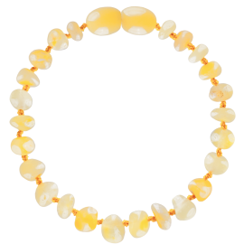 Baroque Milk Teething Bracelet