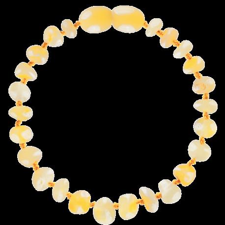 Baroque Milk Teething Bracelet