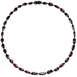 Beans Cherry Adult Necklace