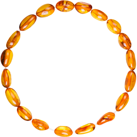 Beans Cognac Adult Bracelet