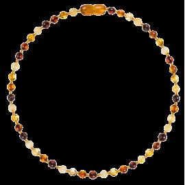 Round Luxury teething necklace
