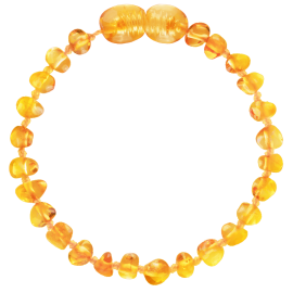 Baroque Honey Baby Teething Bracelet