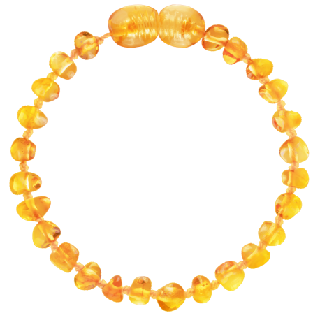Baroque Honey Teething Bracelet