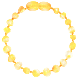 Baroque Unpolished Lemon Teething Bracelet