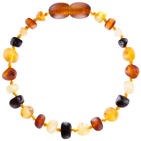 Baroque Unpolished Multi 4 colors Teething Bracelet
