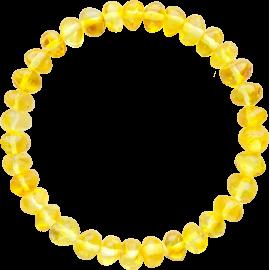 Baroque Lemon Adult Bracelet