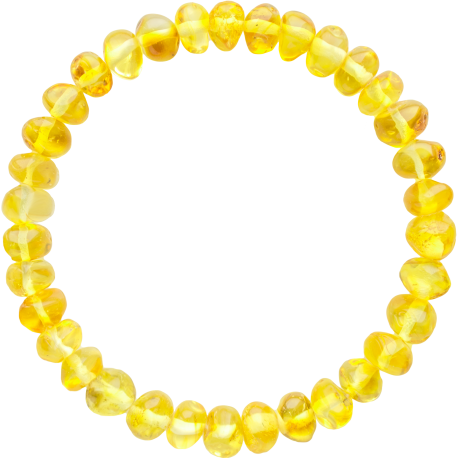 Baroque Lemon Adult Bracelet