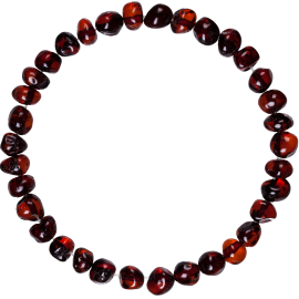 Baroque Cherry Adult Bracelet