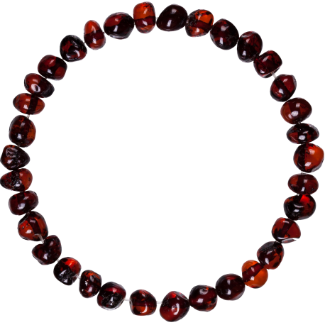 Baroque Cherry Adult Bracelet
