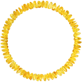 Nuggets Lemon Adult Bracelet