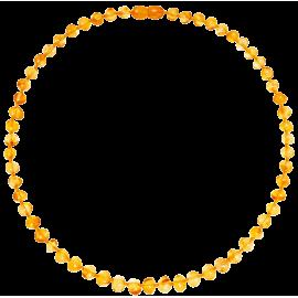 Baroque Honey Adult Necklace