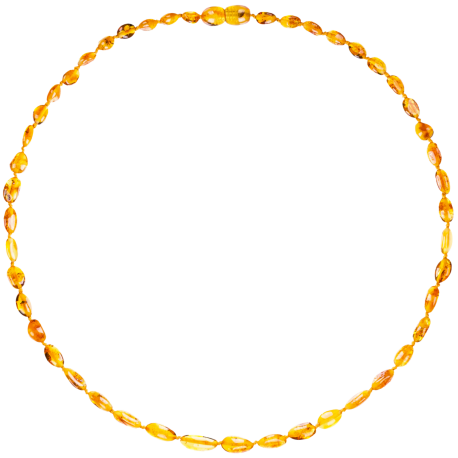 Beans Honey Adult Necklace