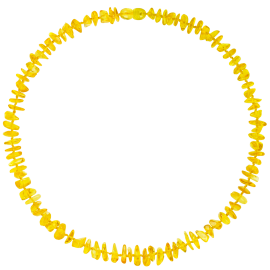 Nuggets Lemon Adult Necklace