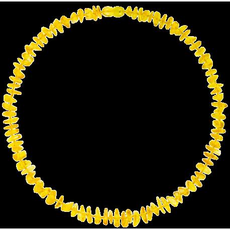 Nuggets Lemon Adult Necklace