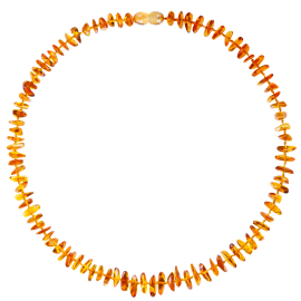 Nuggets Honey Adult Necklace