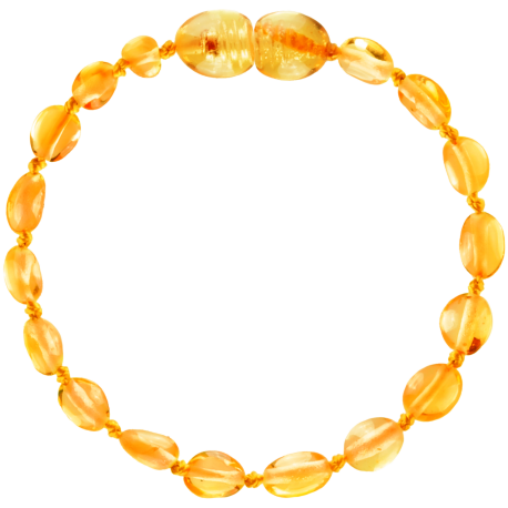 Beans Honey Teething Bracelet