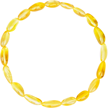 Beans Lemon Adult Bracelet