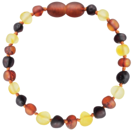 Baroque Unpolished Multi 3 colors Teething Bracelet