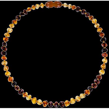 Baroque True Rainbow Teething Necklace