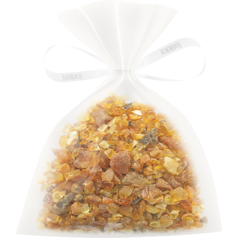Amber Souvenir - Wrapped in Gift Bag