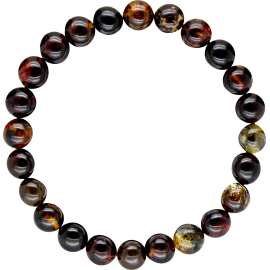 ECO Bracelet 8 mm size Beads